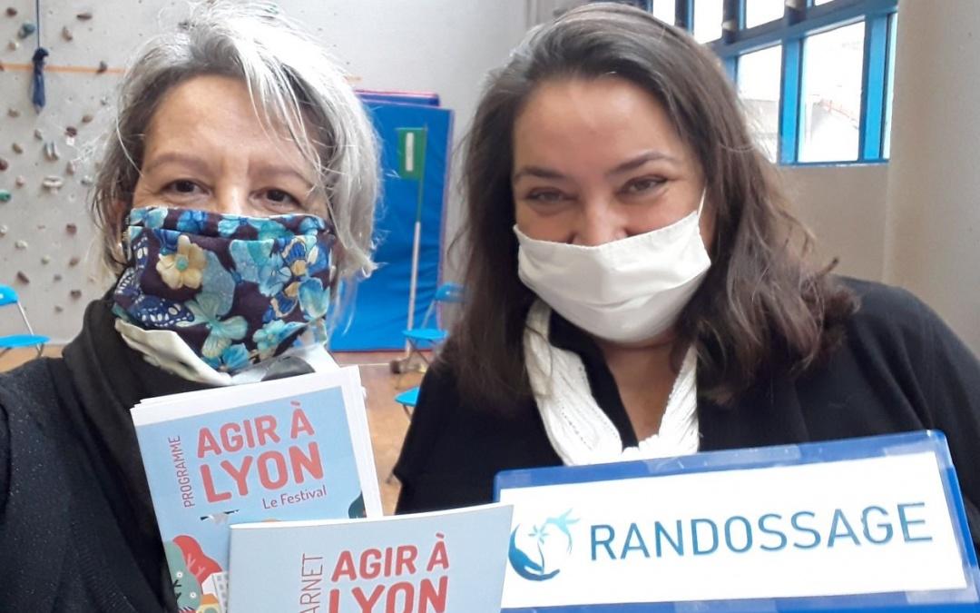 Agir à Lyon, un festival pour une société + solidaire