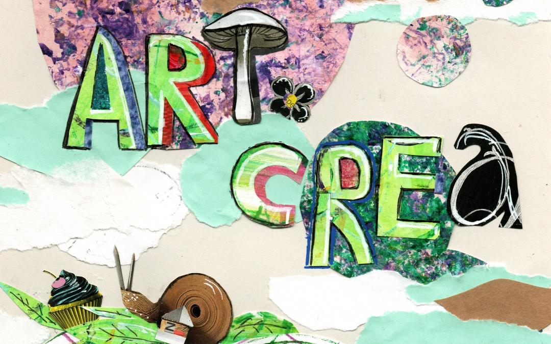 Art Challenge avec Marina du 19 au 25.04