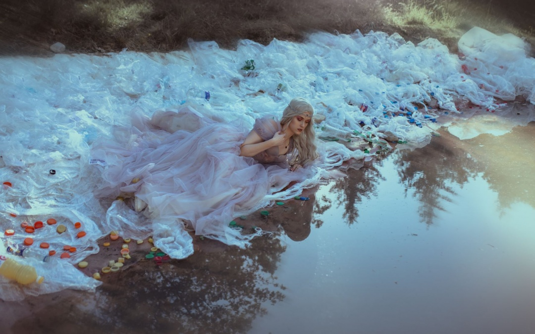 Fantastique projet artistique sur le mythe de Narcisse !