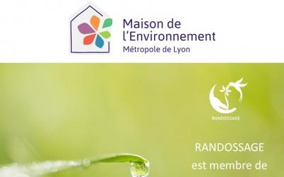 Membre de la Maison de l'Environnement de Lyon