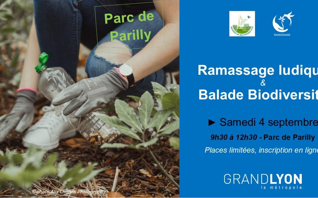 Ramassage ludique & Balade Biodiversité #2